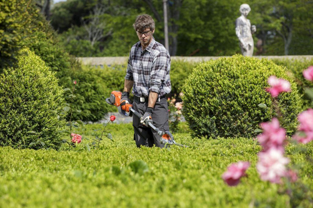 Service für Grünanlagenpflege